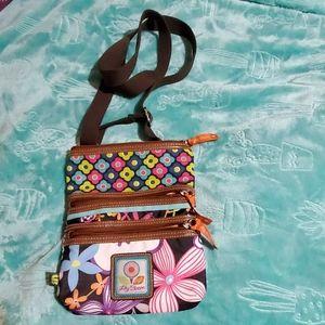 Lily Bloom Crossbody Bag
